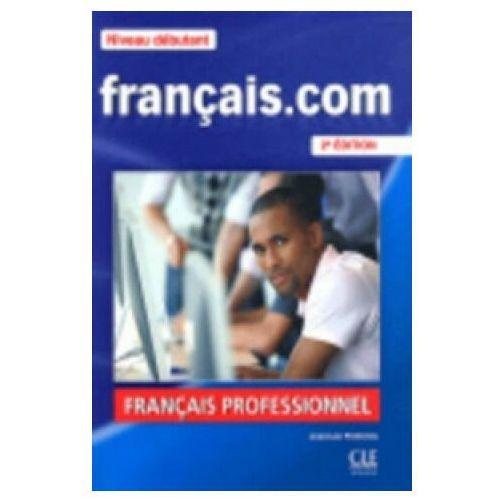 Francais.com 1 podręcznik /CD gratis/ (9782090380354)