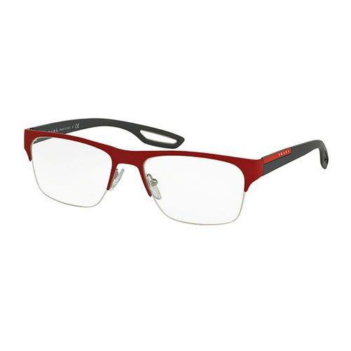 Okulary korekcyjne ps55fv uab1o1 Prada linea rossa
