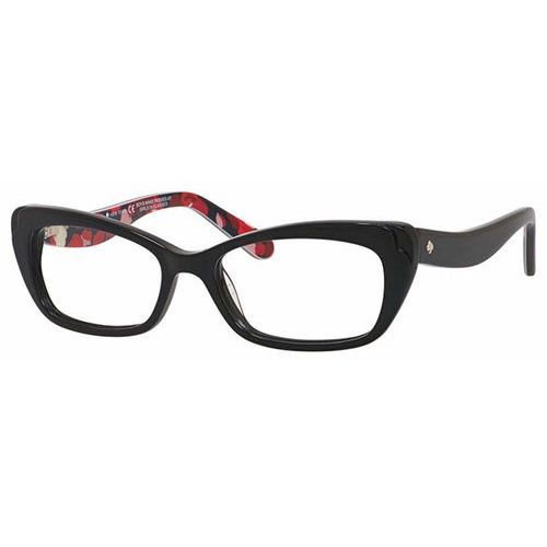 Okulary korekcyjne larianna 0807 00 Kate spade