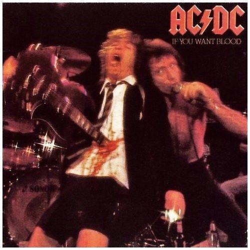 Ac/dc - if you want blood you've got it - zostań stałym klientem i kupuj jeszcze taniej Sony music
