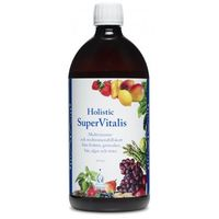SuperVitalis Holistic multiwitaminowy suplement diety koncentrat witamin i minerałów superfoods 900 ml