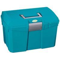 Kerbl pudełko na przybory do pielęgnacji koni siena, niebieskie