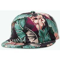 czapka z daszkiem DIAMOND - Tropical Paradise Strapback Black (BLK) rozmiar: OS