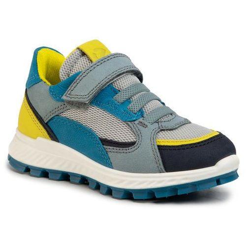Sneakersy ECCO - Exostrike Kids 76189251905 Night Sky/Sulphur/Trooper/Ol. Blue