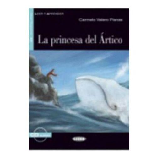La princesa del Artico + CD. Poziom A2, oprawa miękka