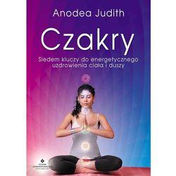 Parapsychologia, zjawiska paranormalne, paranauki  dr Anodea Judith InBook.pl