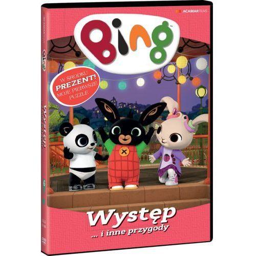 Nicky phelan, jeroen jaspart Bing, część 6: występ i inne przygody. wydanie specjalne z puzzlami (dvd) (płyta dvd)