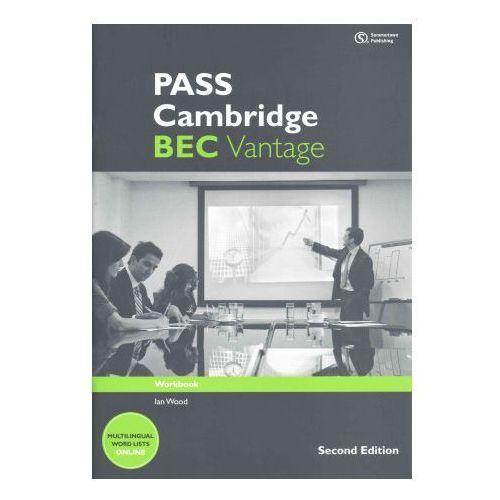 Pass Cambridge BEC Vantage 2nd Edition Ćwiczenia (9781133316558)
