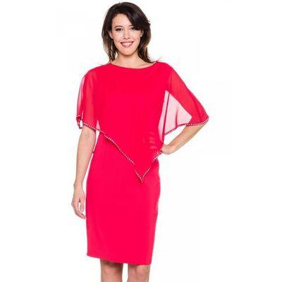 9a708fe00809 suknie sukienki czerwona koronkowa sukienka z trenem sukienka z ...