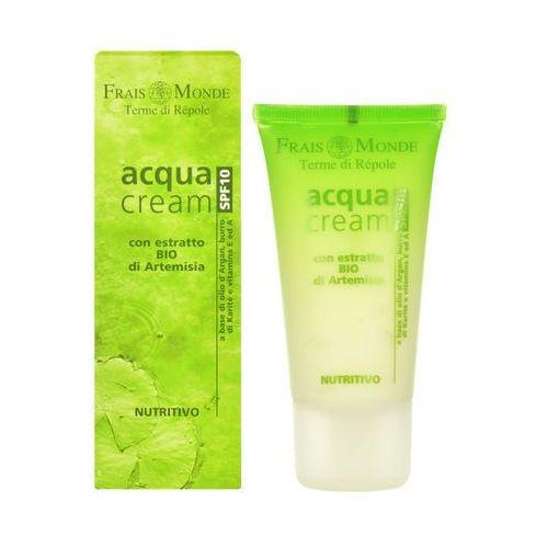 Frais Monde Acqua Face Cream Nourishing SPF10 50ml W Krem do twarzy do skóry suchej
