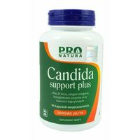 PRO NATURA Candida support plus ZDROWE JELITA 90 vege kapsułek