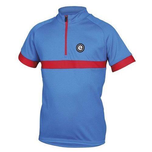 Etape koszulka rowerowa Bambino Blue/Red 152/158