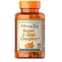 Super C-1000 Complex - najlepsza witamina C / 100 tab