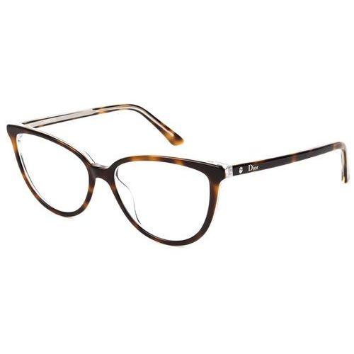 Okulary korekcyjne montaigne 33 u61 Dior
