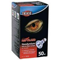 Grzewcza żarówka neodymowa 50w marki Trixie