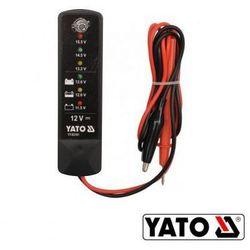 Pozostały sprzęt samochodowy audio/video  Yato 24a-z.pl