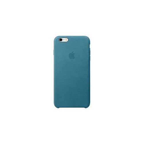 premium selection bcbb7 254e3 IPhone 6/6s Plus Leather Case - Marine Blue (Apple)