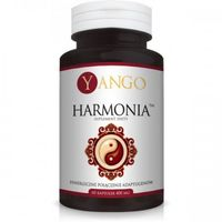 Kapsułki Yango Harmonia™ - adaptogeny - 60 kapsułek