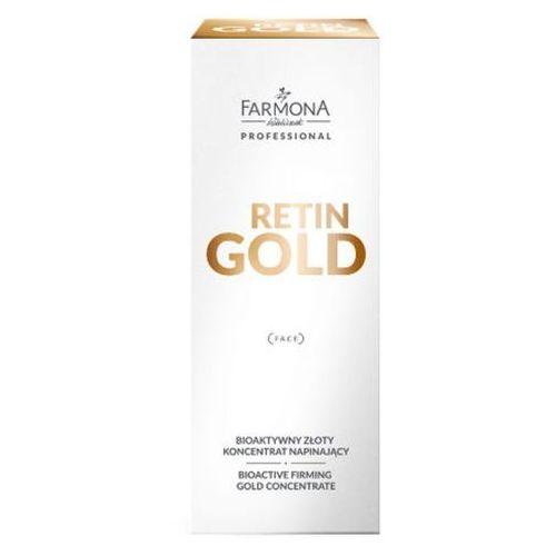 Farmona retin gold bioaktywny złoty koncentrat napinający - Super cena