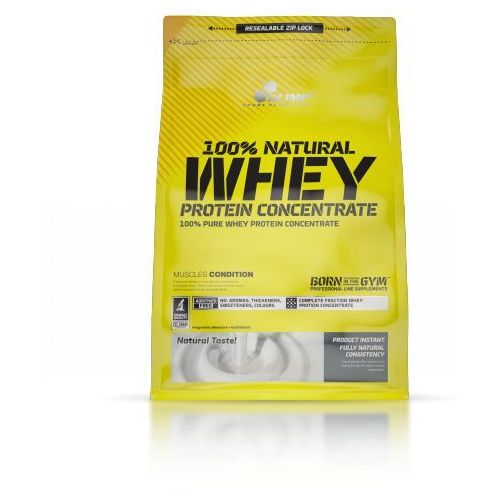 100% Whey Protein Concentrate 700g