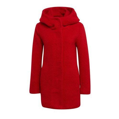 TOM TAILOR Płaszcz przejściowy ognisto-czerwony, kolor czerwony