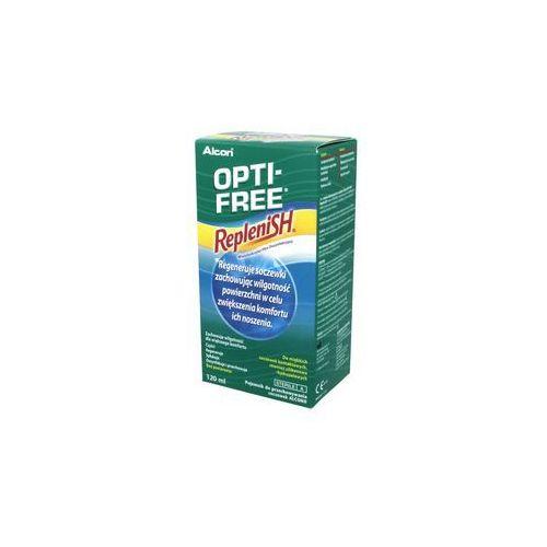 Opti-free replenish 120 ml marki Alcon