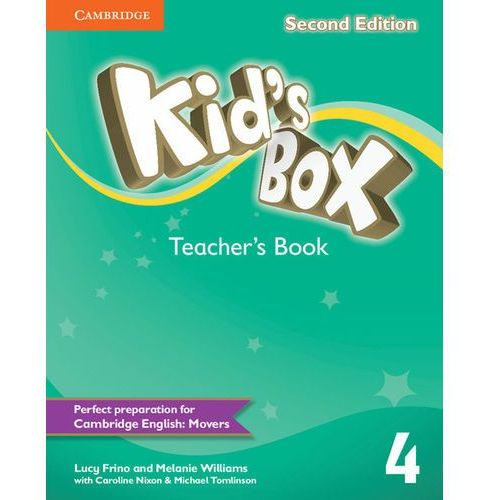 Kid's Box 4 Teacher's Book, CAMBRIDGE UNIVERSITY PRESS