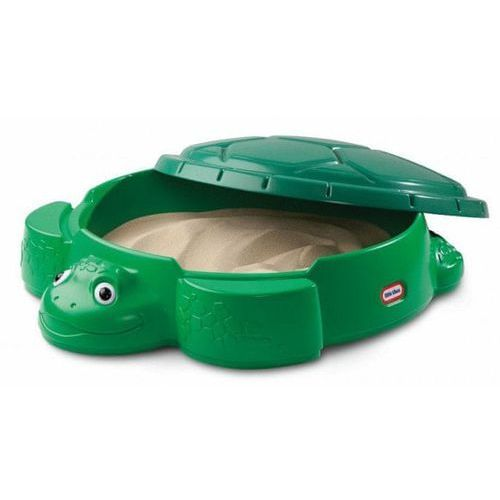 piaskownica żółw zielona 631566e3 marki Little tikes