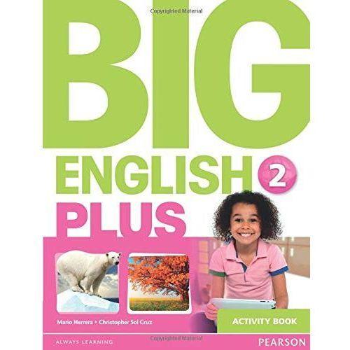 Big English Plus 2. Ćwiczenia, oprawa miękka