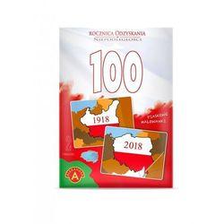 Piaskowe malowanki - 100 rocznica odzyskania niepodległości, mapa rzeczpospolitej polskiej marki Alexander
