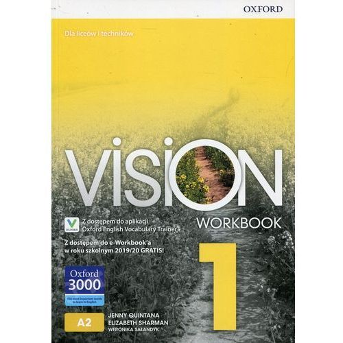 Vision 1. Ćwiczenia, Oxford University Press