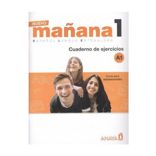Manana Nuevo 1 A1. Ćwiczenia (2018)