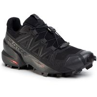 Buty SALOMON - Speedcross 5 W 406849 21 G0 Black/Black/Phantom