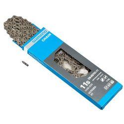 Łańcuch cn-hg701 116 ogniw + pin marki Shimano