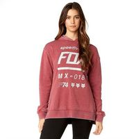 bluza FOX - Draftr Po Hdy Dark Red (208)