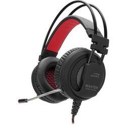 SPEED-LINK słuchawki gamingowe Maxter dla PS4 (SL-450300-BK)