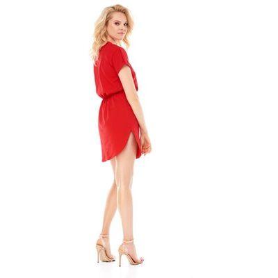 f1058f61b6 Sukienka natalya w kolorze czerwonym marki Sugarfree SUGARFREE