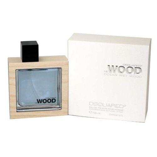 Dsquared2 He Wood Ocean Wet Wood 100ml