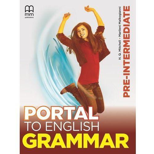 Portal to English Pre-Intermediate Grammar Book, MM Publications