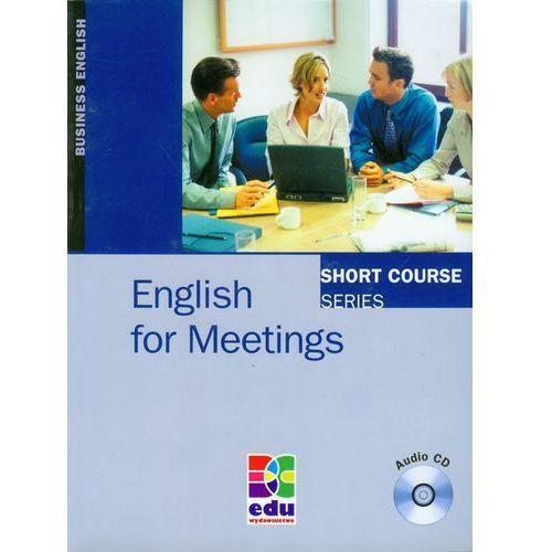 English for Meetings SB+CD, K. Thomson