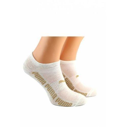 Sneakersy damskie suede heart lunalux wn s cream tan kremowybeżowy (Puma)
