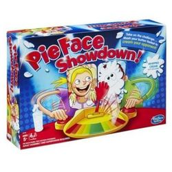 pie face showdown marki Hasbro