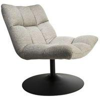 :: fotel bar jasnoszary marki Dutchbone