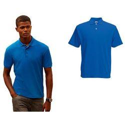 Męskie koszulki polo Fruit of the loom Fabrik - internetowy sklep z odzieżą.