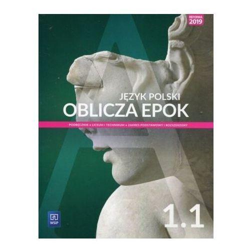 J.polski LO Oblicza epok 1/1 w.2019 WSiP - Dariusz Chemperek,adam Kalbarczyk,dariusz Trześniowski, WSiP