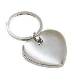 Brelok serce grawer zdjęcia dla niej prezent marki Mowatex