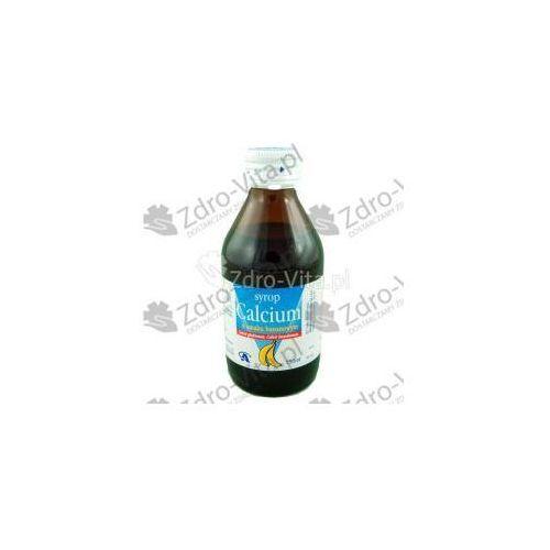 Calcium syrop 150 ml.bananowy