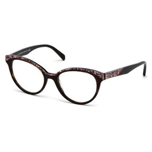 Okulary korekcyjne ep5035 052 Emilio pucci