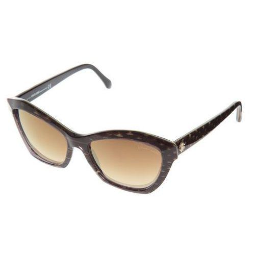 Roberto Cavalli Alamak Okulary przeciwsłoneczne Brązowy UNI, kolor brązowy