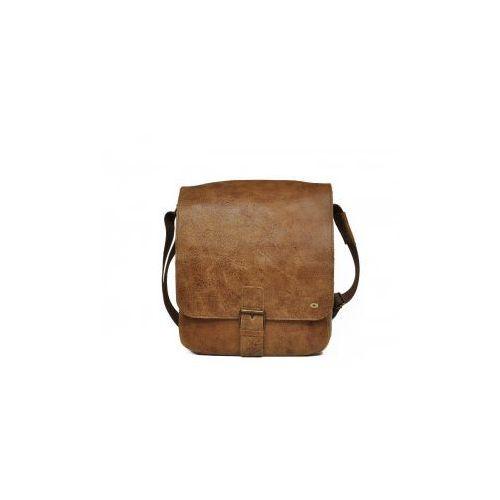 d6129711ed43f JAZZY WANTED 9 torba skóra naturalna firmy Daag na ramię/ listonoszka unisex,  wanted-